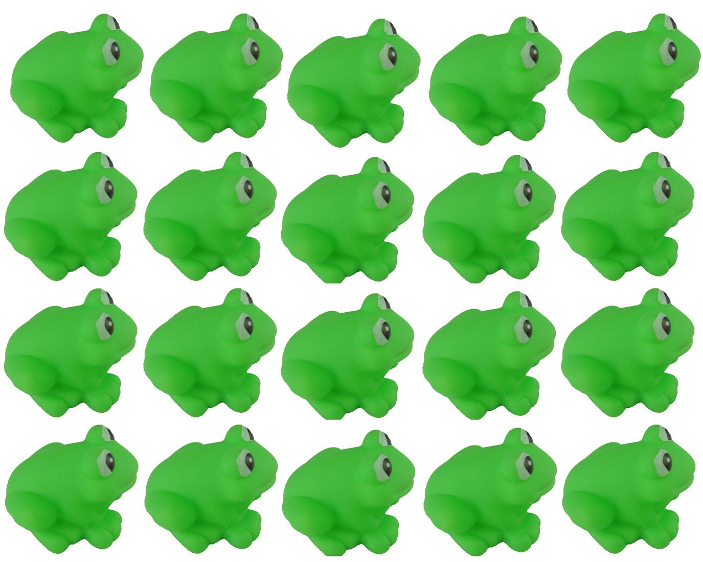 Amazon.com : SPHTOEO 12pcs Frogs Baby Bath Tub Bathing Rubber ...