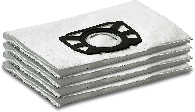 Kärcher 6.904-413.0 Fleece Filter Bag 4 Piece