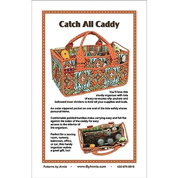 Annie pba-225 Catch All Caddy Muster/Anleitung nur: Amazon.de: Küche ...