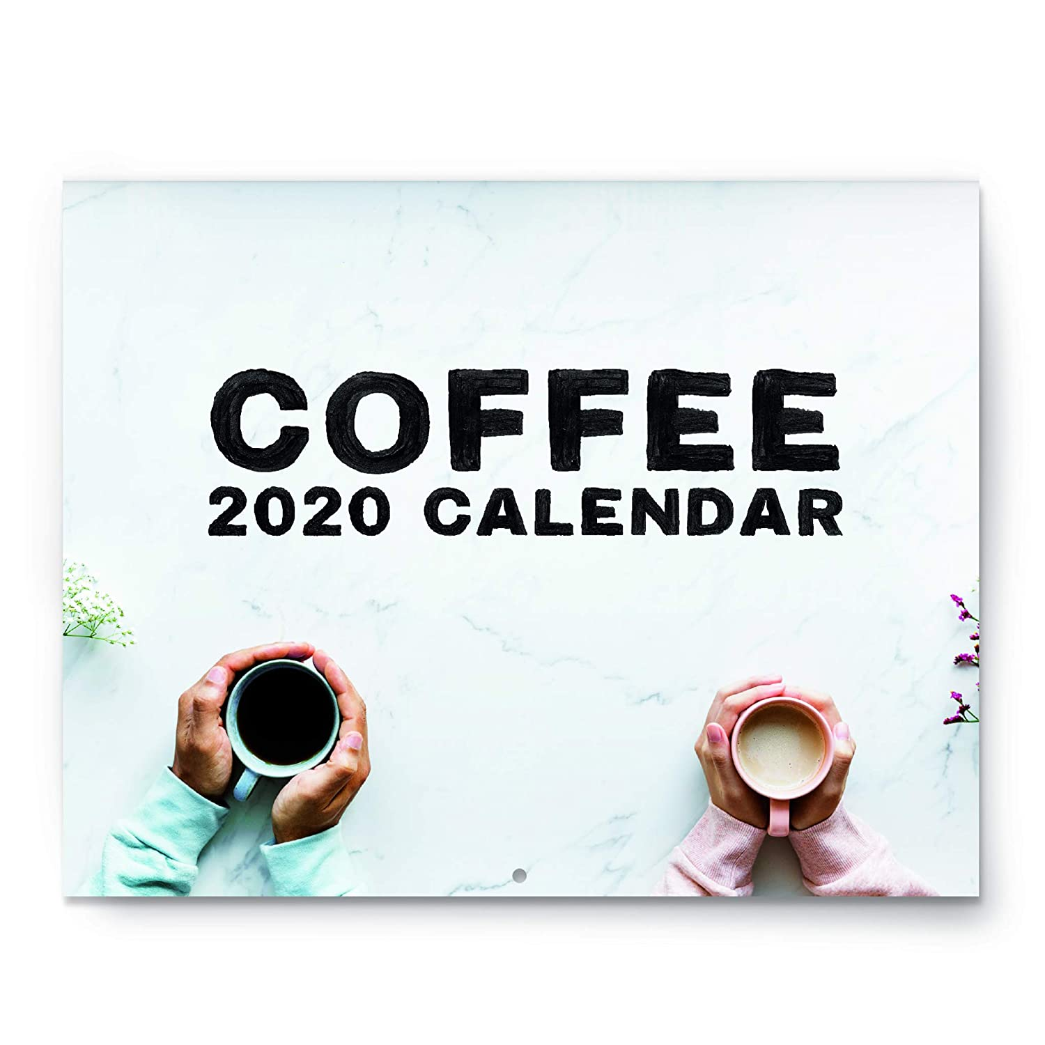 coffee lovers 2020 calendar