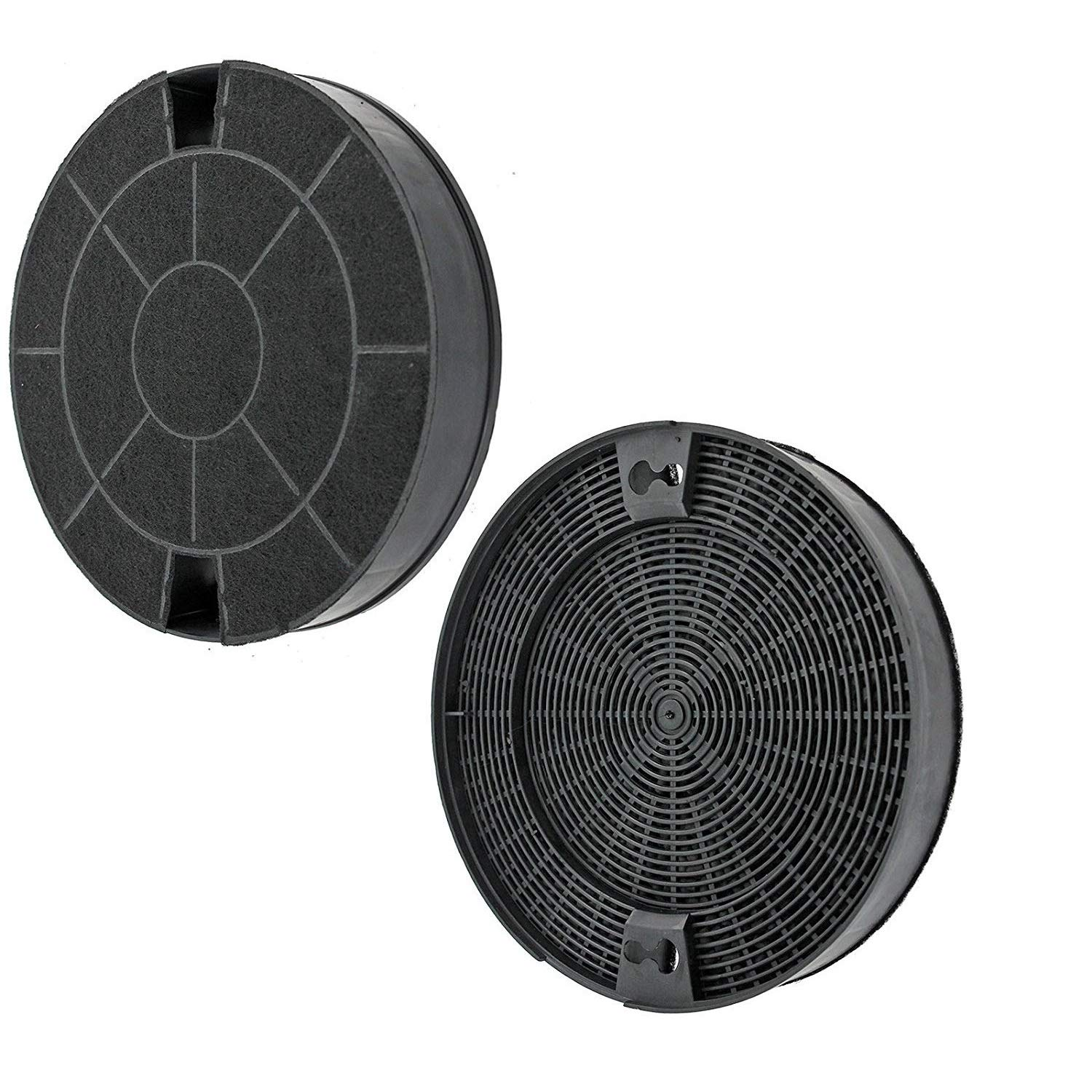 INDESIT H661.1 H661.1 Genuine Hood Extractor Fan Grease Filters x 2 GY