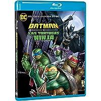 Batman y las Tortugas Ninja [Blu-ray]