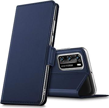 GEEMAI Diseño para Huawei P40 Protectora Funda,con Soporte ...