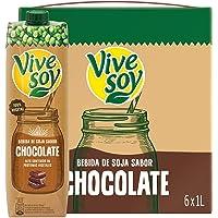 Vivesoy Chocolate - Paquete de 6 x 1000
