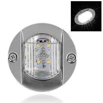 Montaje para lámpara redonda de Leaningtech, luz de navegación ...