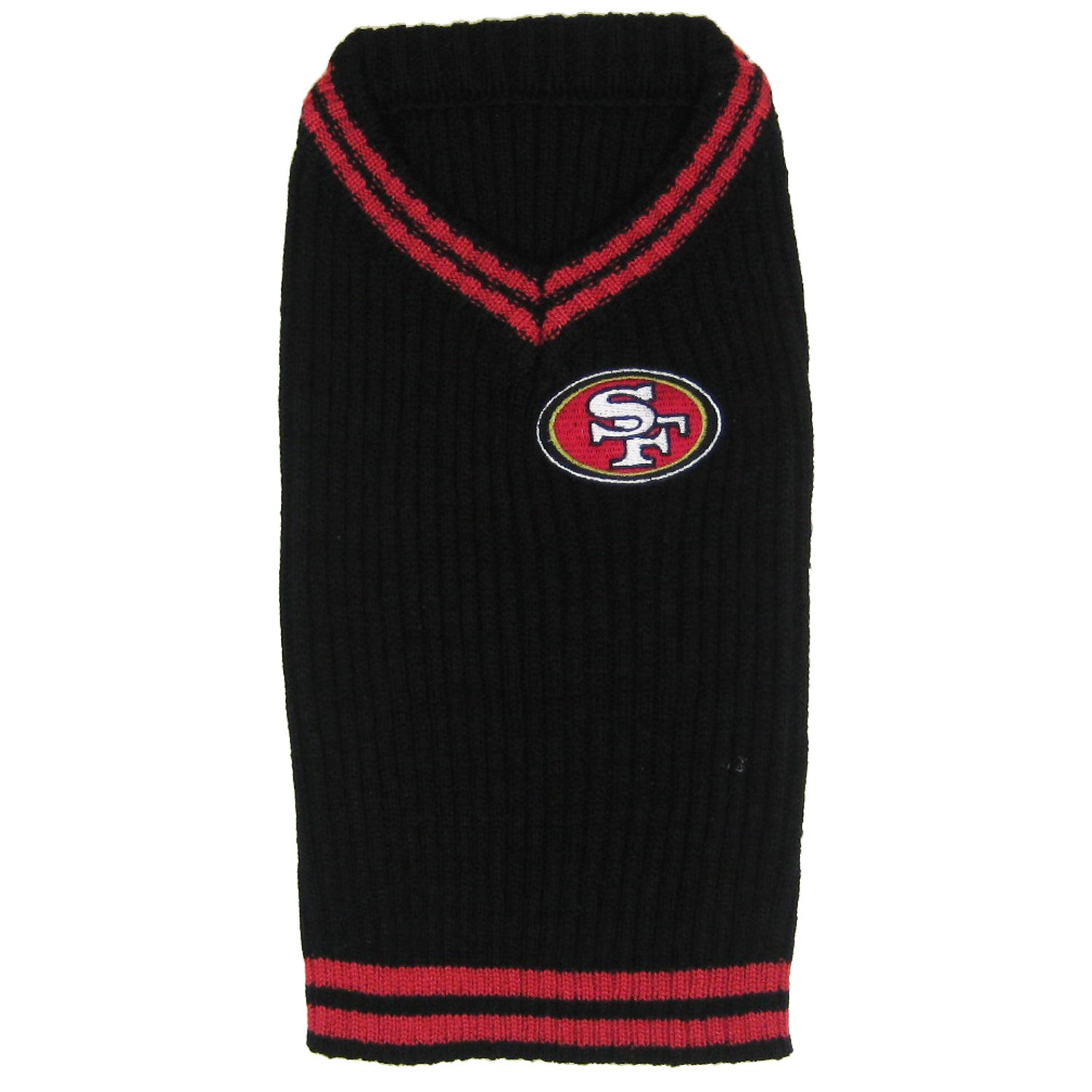 NFL San Francisco 49ers Pet Sweater, Small by T-Shirts