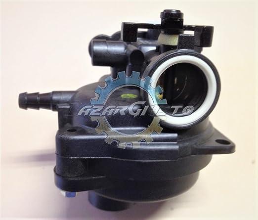 Motor Carburador Briggs & Stratton Cortacésped Serie 550 con ...