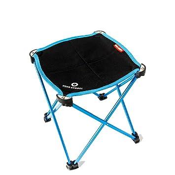 Amazon.com: triwonder portátil, taburete de camping, al aire ...