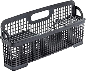 Lifetime Appliance 8531233 Silverware Basket Compatible with Whirlpool, Kenmore Dishwasher - WP8531233