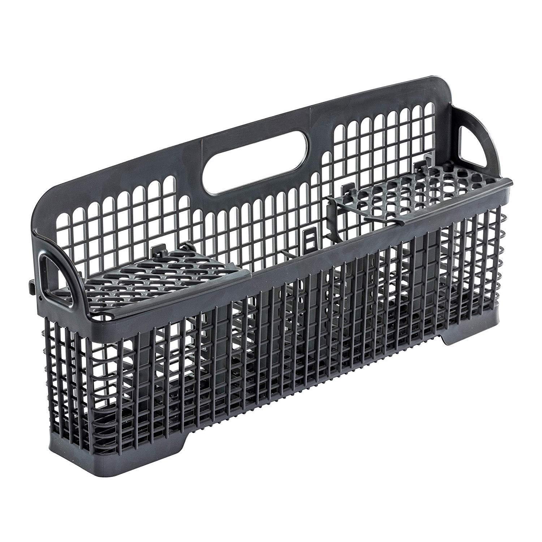 Lifetime Appliance 8531233 Silverware Basket for Whirlpool, Kenmore Dishwasher - WP8531233