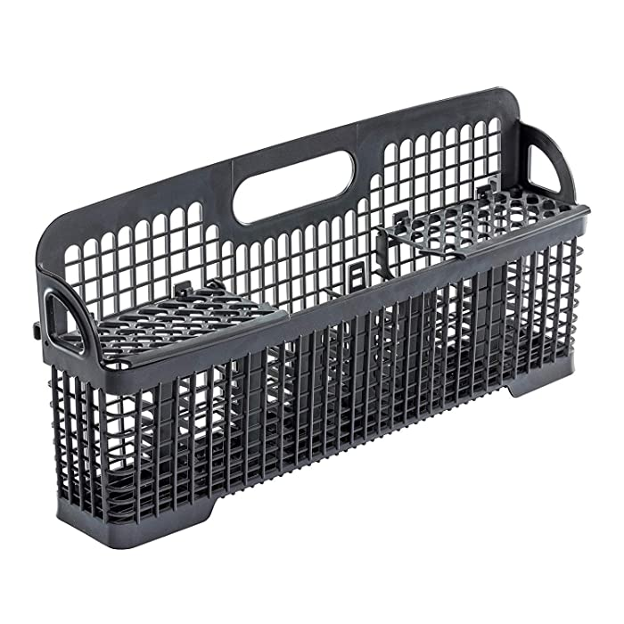 Lifetime Appliance 8531233 Silverware Basket for Whirlpool, Kenmore Dishwasher - WP8531233