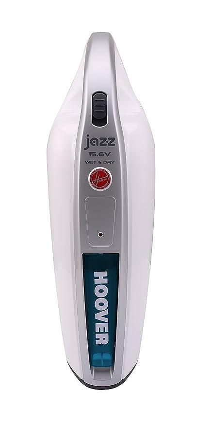 Hoover Jazz SM156WDP4 - Aspirador de mano sin cable, hasta 18 mins. de autonomía, aspira sólidos y líquidos, batería de 15.4V, color azul: Amazon.es: Hogar