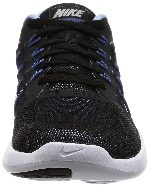 NIKE Lunarstelos Women s Lunarstelos Running Black/Metallic Shoe