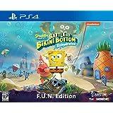Spongebob Squarepants: Battle for Bikini Bottom - Rehydrated - F.U.N. Edition (PlayStation 4) - PlayStation 4 F.U.N. Edition