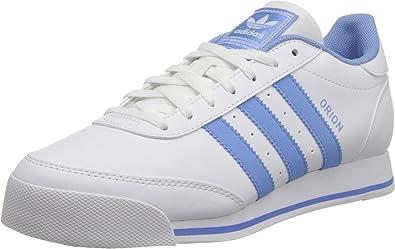 adidas originali delle orion 2 bianco / bahia azzurro