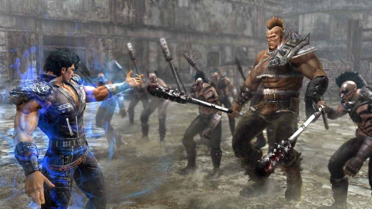 Fist of the North Star: Kens Rage 2 [Importación alemana]: Amazon.es: Videojuegos