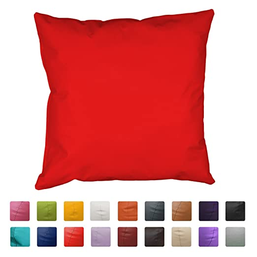 HAPPERS Cojin Polipiel (45x45) (Rojo): Amazon.es: Juguetes y ...