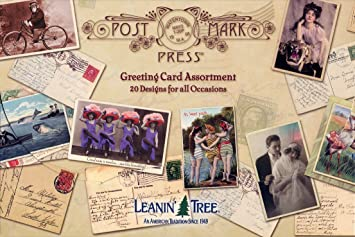 Leanin Tree Greeting Cards Assortment 20 Card Set THE PACIFIC NORTHWEST