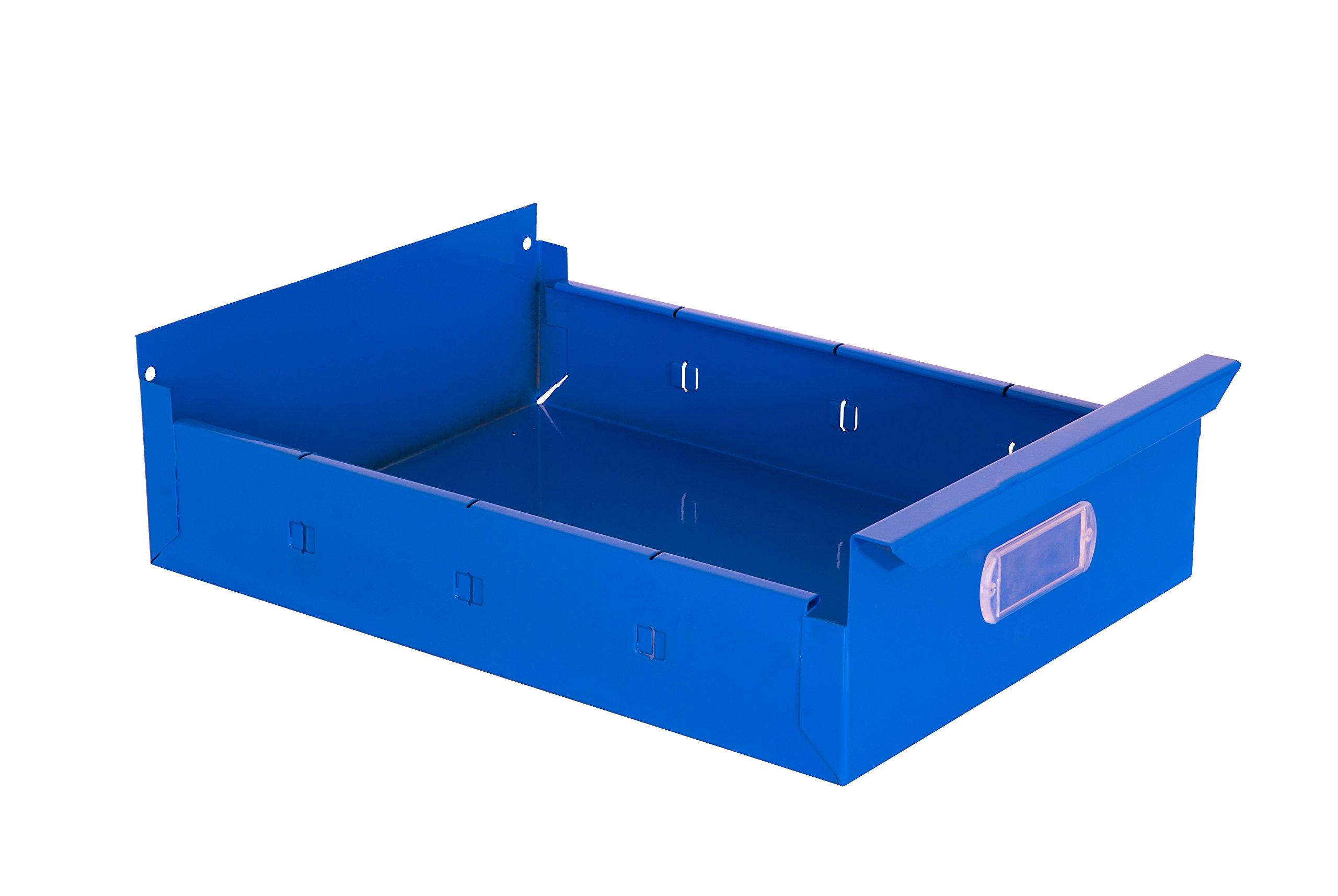 Simonrack C/30X4, Blue, 200 x 300 x 100 mm