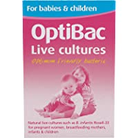 OptiBac Live Cultures - 'For babies & children' - 30 Sachets