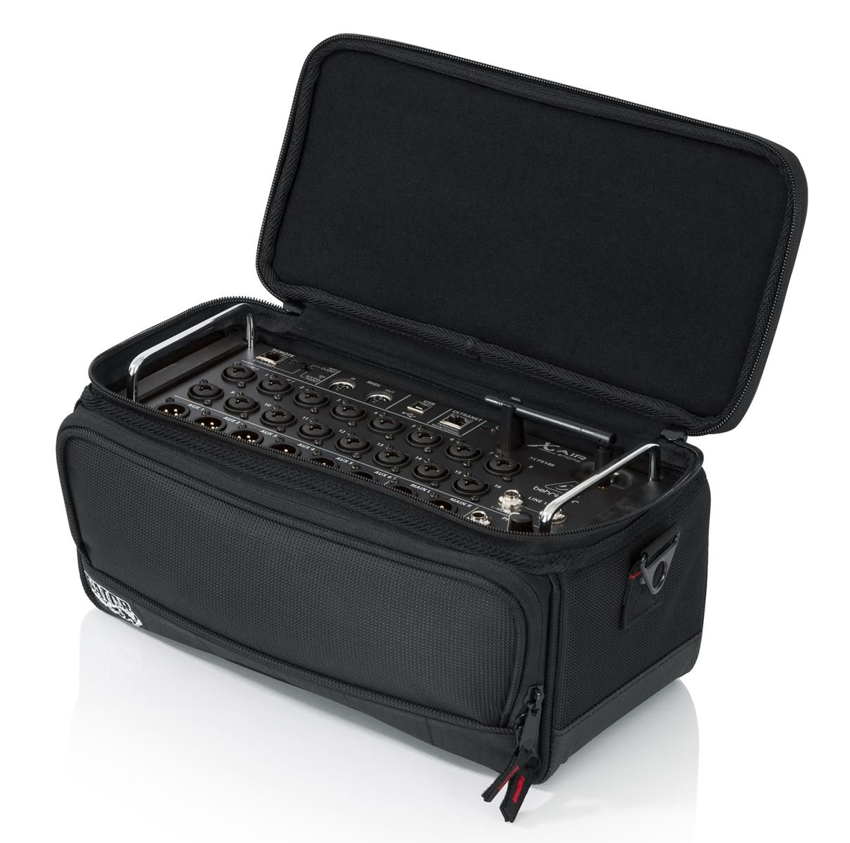 Amazon.com: Gator Cases Padded Mixer Carry Bag; Fits Behringer X-AIR Series  Mixers (G-MIXERBAG-1306): Musical Instruments