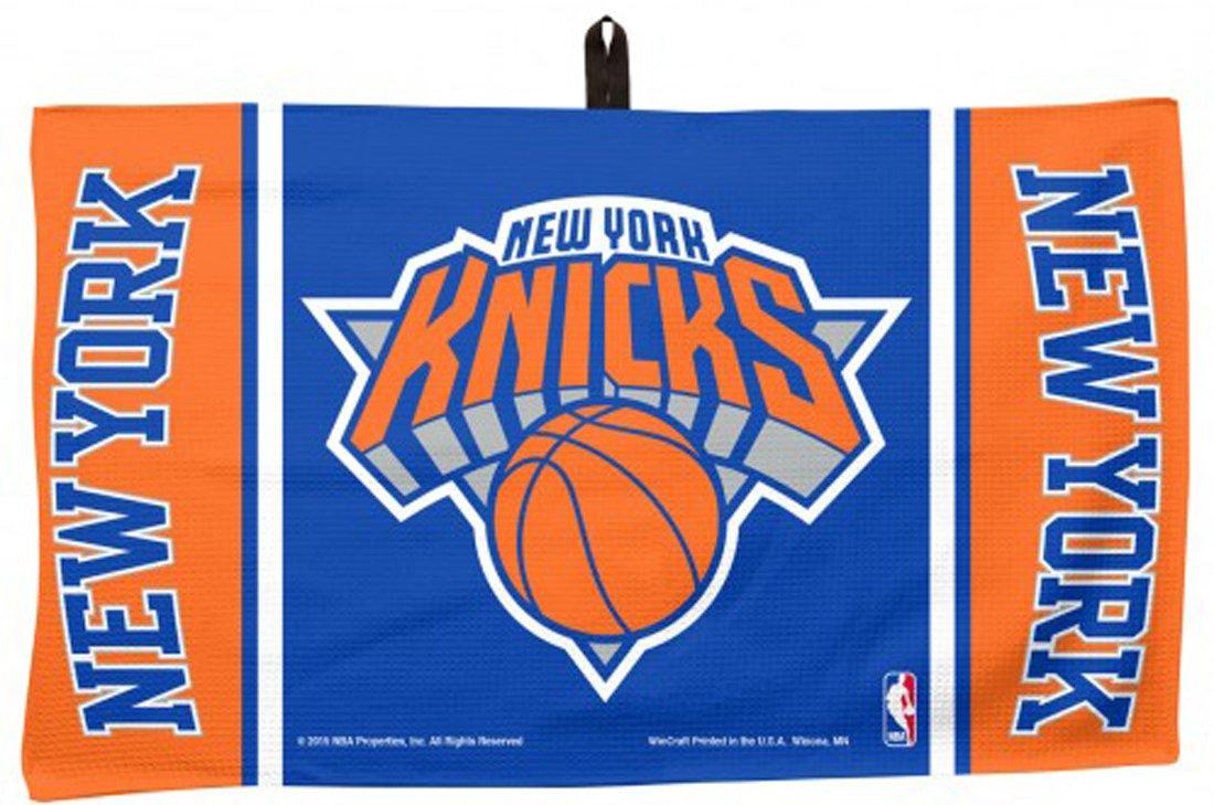 WinCraft NBA New York Knicks Waffle Golf Towel, 14 x 24 inches by WinCraft