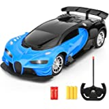 Remote Control Car - 1/16 Scale Electric Remote Toy Racing, with Led Lights High Speed RC Toy Car for Kid 3 4 5 6 7 8 9…