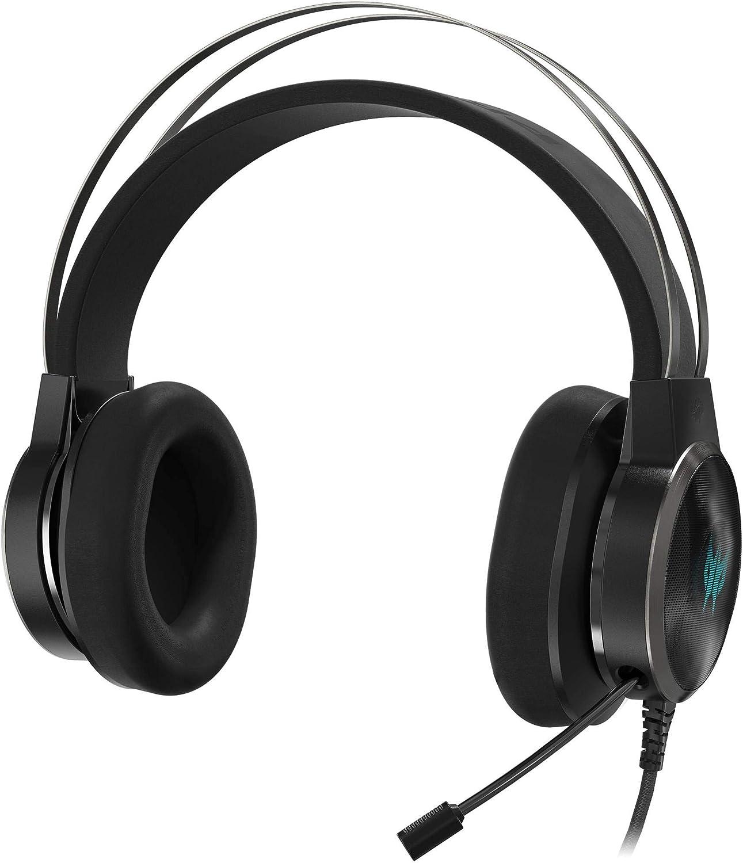 Acer Predator Galea 500 Over-The-Head Headset (Renewed)