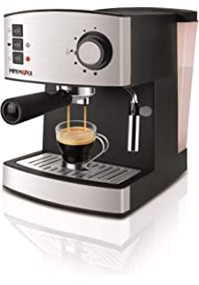 Mini Moka CM-1622 - Cafetera espresso manual, apta para ...