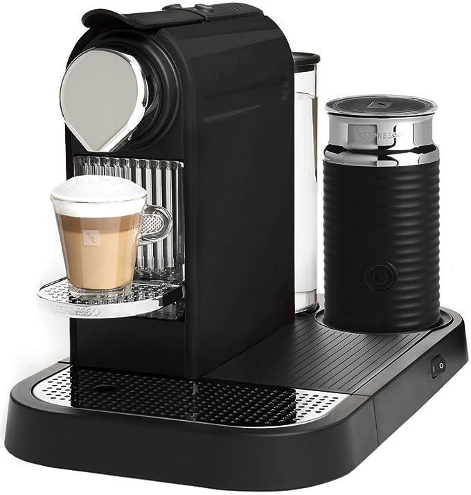 Amazon.com: Nespresso D120-US-BK-NE CitiZ Automatic Single-Serve ...
