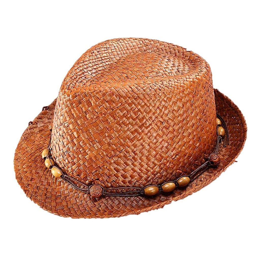 Shuo lan hu wai Hut der Frauen Strohhut Männer Sonnenschutz Sonnenschutz Ornamente Perlen Hut