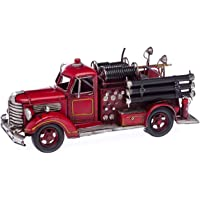 Camiones de Bomberos de Modelo de Bomberos Antiguo