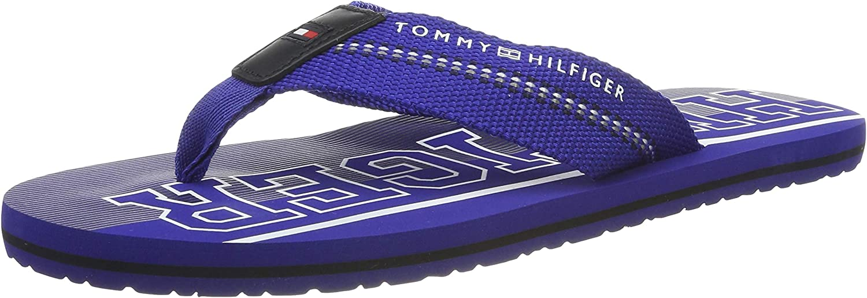 Tommy Hilfiger Hilfiger Stripe Beach Sandal Tongs Homme
