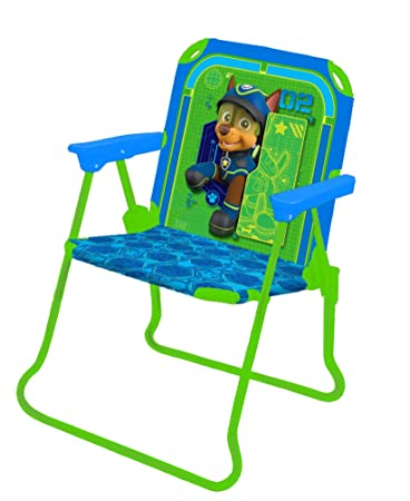 Groovy Amazon Com Patio Chair Paw Patrol For Kids Portable Short Links Chair Design For Home Short Linksinfo
