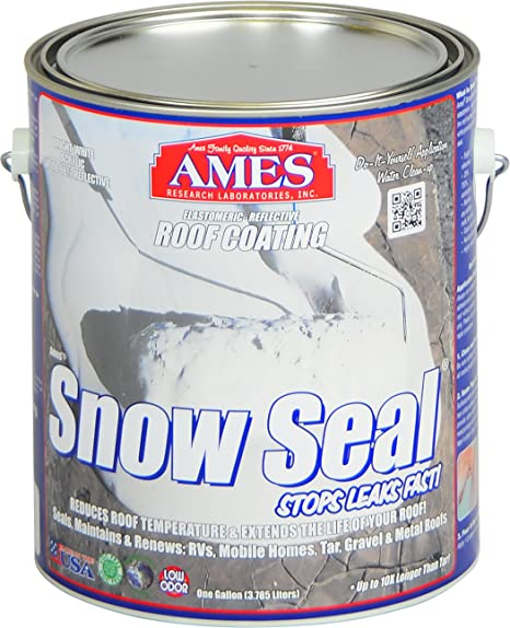 Ames Snow Seal Roof Coating
