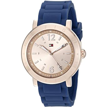 Image Unavailable. Image not available for. Color: RELOJ TOMMY HILFIGER 1781617 MUJER