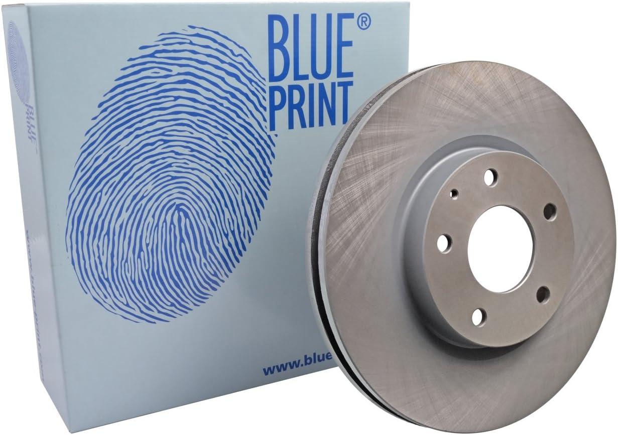 2 Bremsscheiben Blue Print ADM543123 Bremsscheibensatz