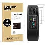 iVoler [4 Pack] Pellicola Vetro Temperato per Garmin Vivosport [Garanzia a Vita], Pellicola Protettiva, Protezione per Schermo