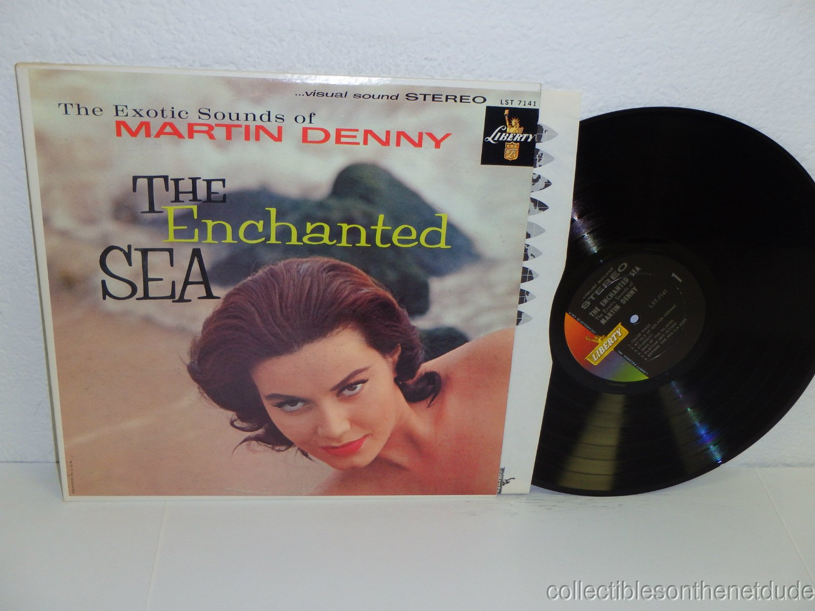 The Enchanted Sea by LIBERTY