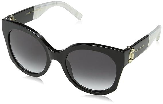 d5d7a6908a Marc Jacobs Marc 247/S 9O 807 53 Montures de lunettes Noir (Black/Grey),  Femme: Amazon.fr: Vêtements et accessoires