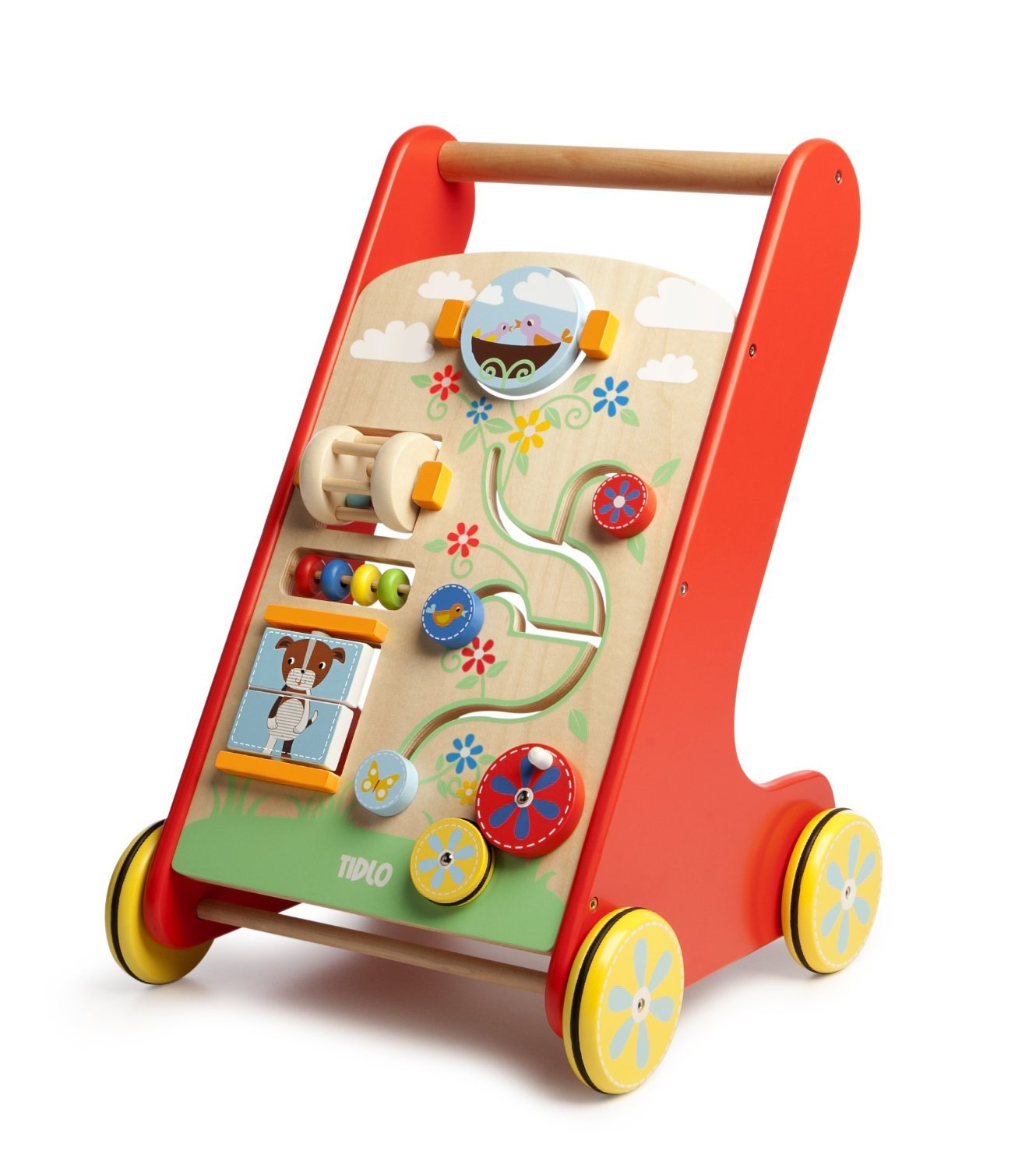 Tidlo Activity Walker Amazon Toys & Games