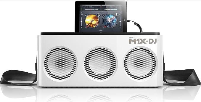 Amazon.com: Philips ds8900/Sonido M1 X -dj Docking Station y ...