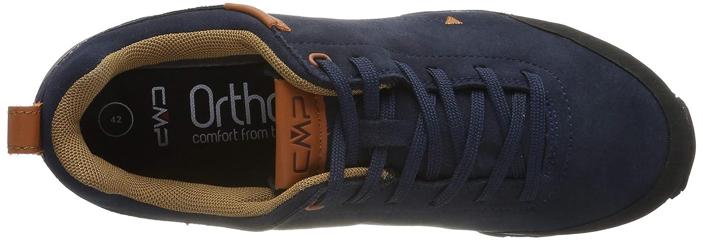 CMP Elettra Zapatos de Low Rise Senderismo para Hombre