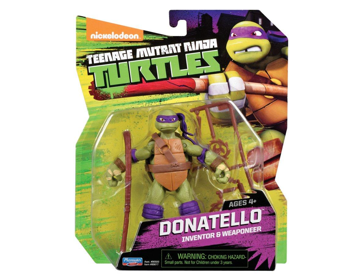 Teenage Mutant Ninja Turtles - Figura Tortugas Ninja Donatello ...