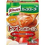 味の素 クノール カップスープ 完熟トマトまるごと1個分使ったポタージュ (18.2g×3袋)×10箱入