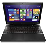 Lenovo Y50-70 Laptop Computer - 59440644 - Black: Web Special - 4th Generation Intel Core i7-4720HQ (2.60GHz 1600MHz 6MB)