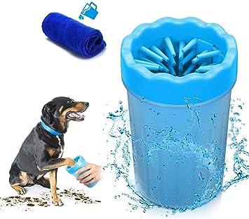 Focuspet Dog Paw Cleaner, Portable Pet