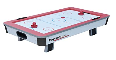 Playcraft Sport Breakaway Air Hockey Table, Red, 42