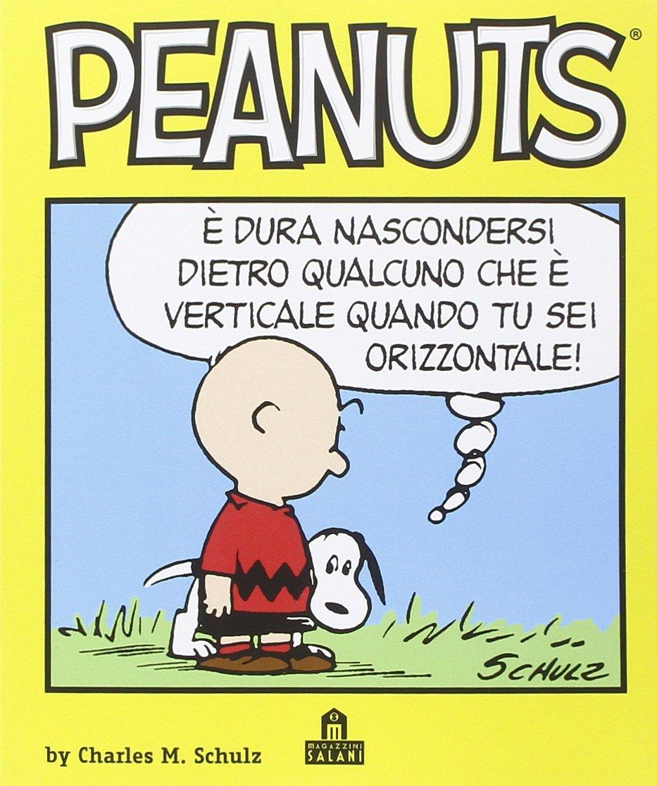 Peanuts (Vol. 1): Amazon.it: Schulz, Charles M., Cavallone, Bruno,  Cavallone, Franco: Libri
