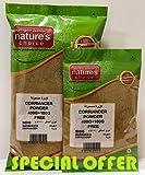 Natures Choice Corriander Powder - 400 gm +100 gm